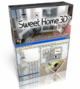 Скачать программе для моделирования дома sweet home 3d