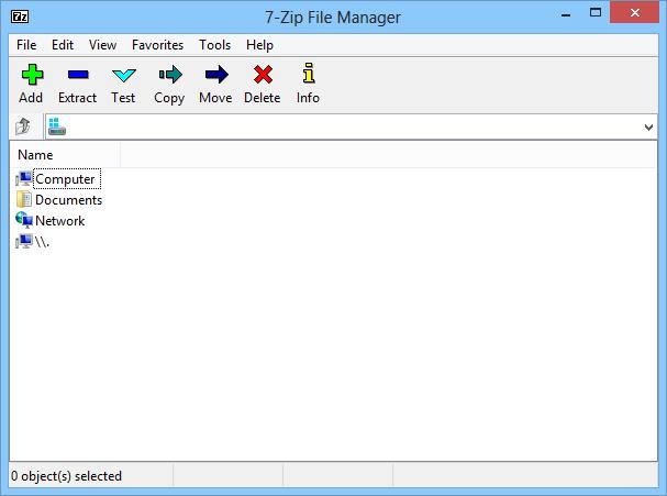 архиватор для 7z на андроид