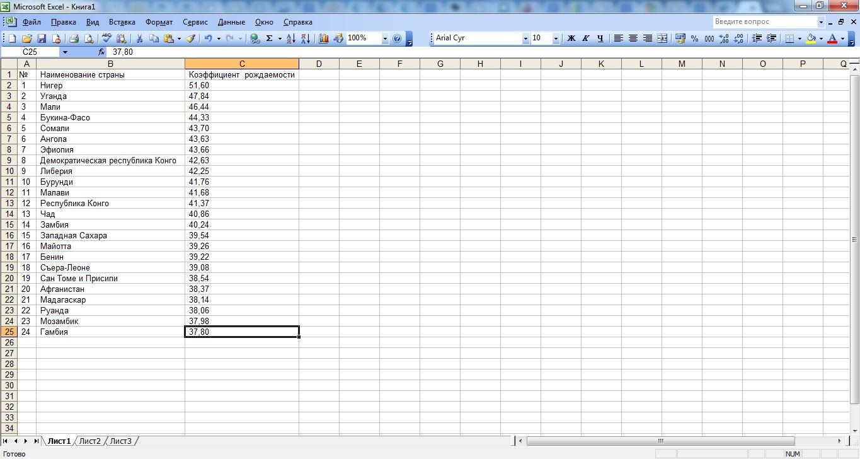 Excel 2003 скачать без ключа