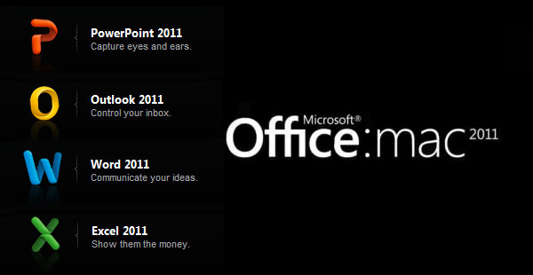 Update for microsoft office for mac 2011